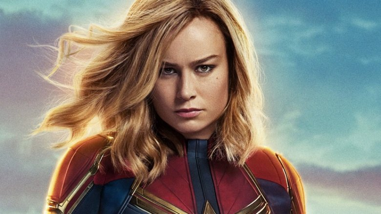 Captain Marvel Super Hero(ine) Comic Movie Review About Girl Power & The Feminist Movement