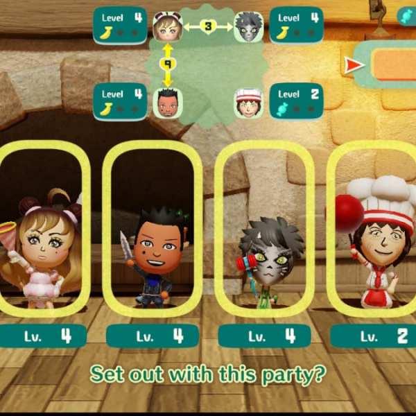 Miitopia Nintendo Switch Demo Review