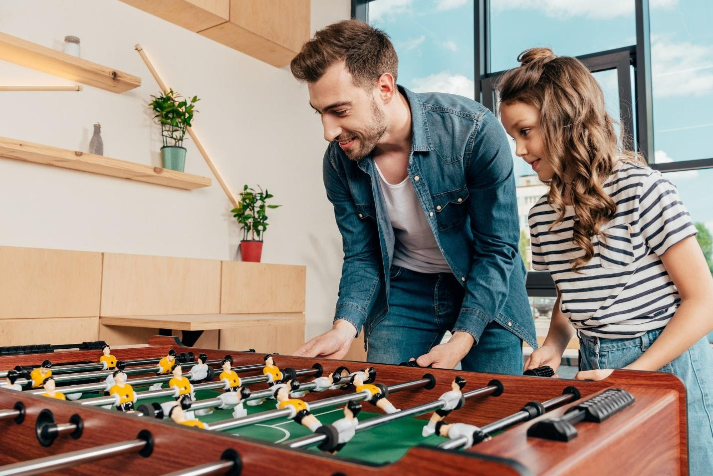 Buying Guide for a Foosball Table