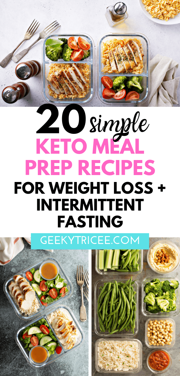 simple keto prep recipes weight loss intermittent fasting