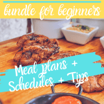 keto intermittent fasting for beginners bundle