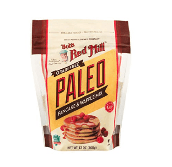 Bob's Red Mill Paleo Pancake and Waffle Mix