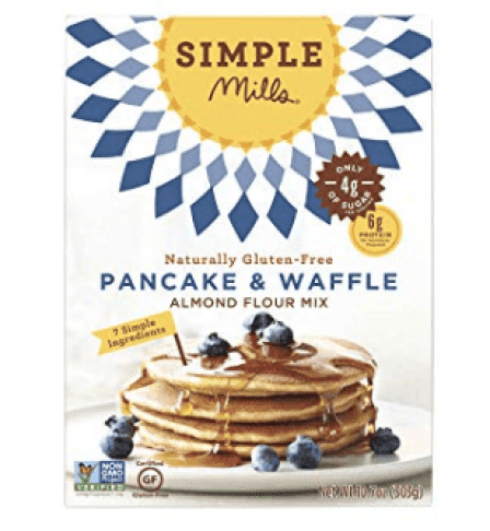 Simple Mills Almond Flour Mix, Pancake & Waffle