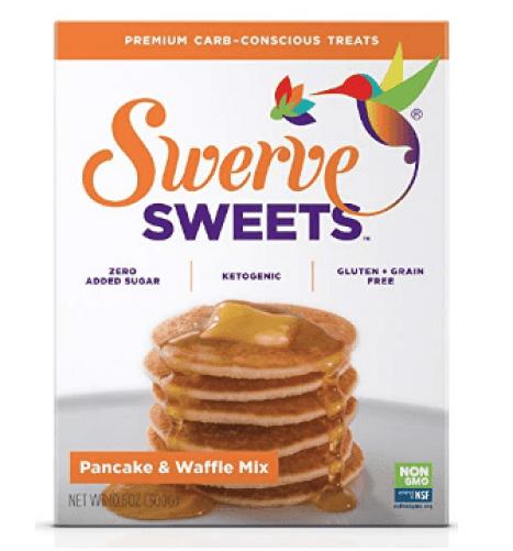 Swerve Sweets, Pancake and Waffle Mix