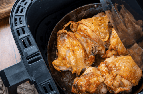 Easy keto air fryer recipes safe for weight loss