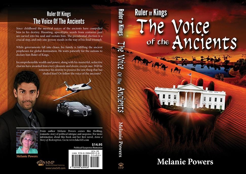 Ruler Of Kings By Melanie Powers