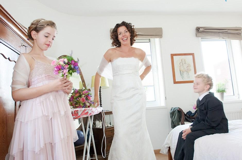 bruiloft Saskia en Koos