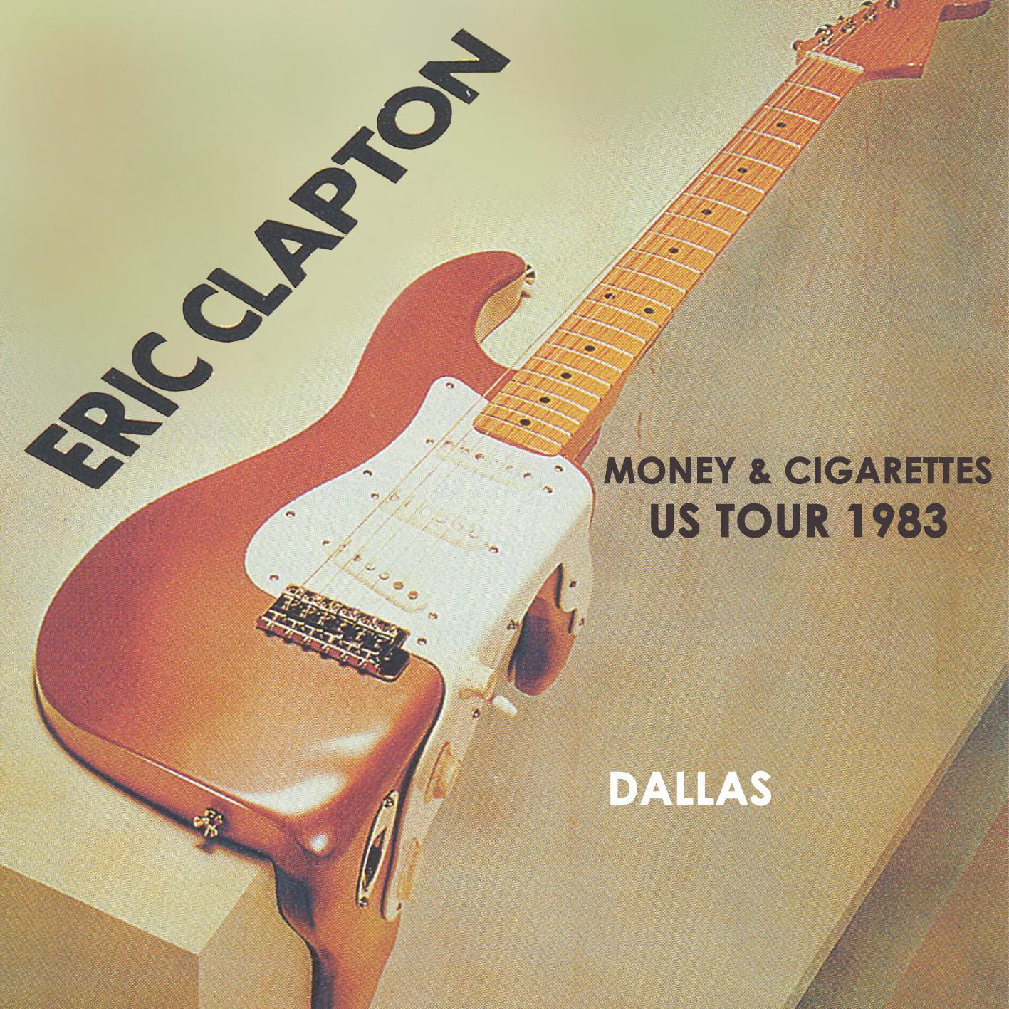 Eric Clapton Reunion Arena Dallas Texas February 15