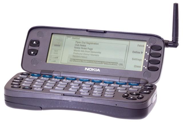 The Nokia 9000i