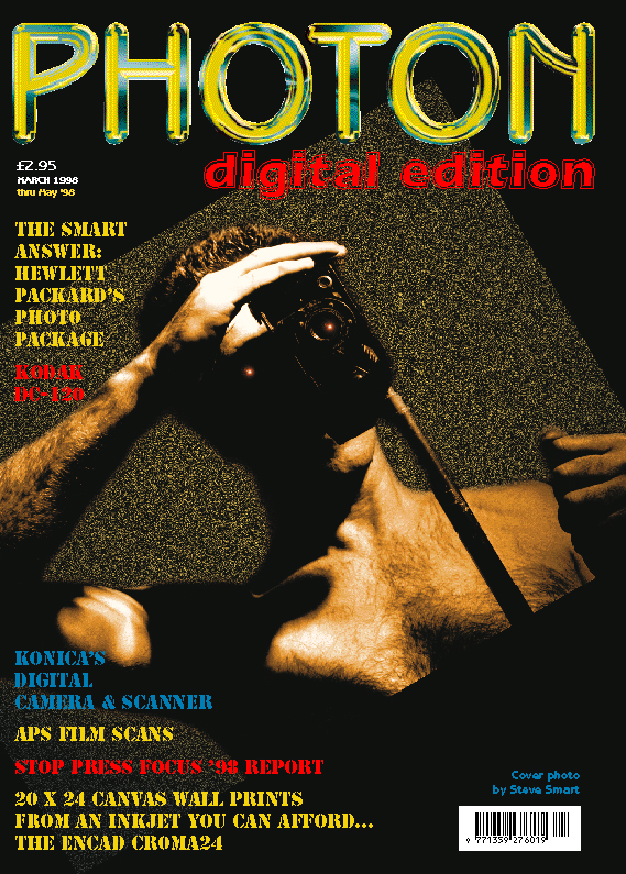 Photo Digital March 1998