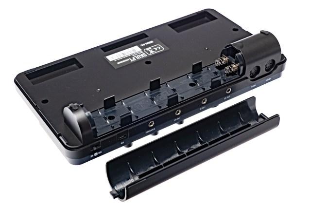 Modal Skulpt battery compartment