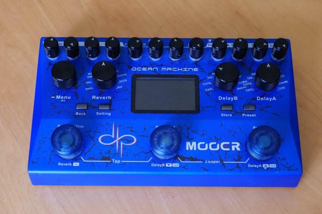The Mooer Ocean Machine