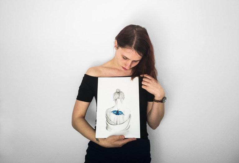 Nadine Schnabel, Vulnerability