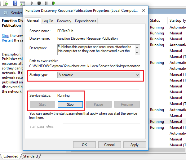 Windows 10 networking computers not showing