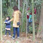 ネットで美術を学ぶ生徒さんが、アートの森のイベントに参加!ご自宅での創作と、自然での体験について聞きました。