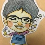 草加市西町小学校祭りにて「紙コップのインスタレーション」を行いました。
