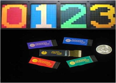 ChLCD Color Modules