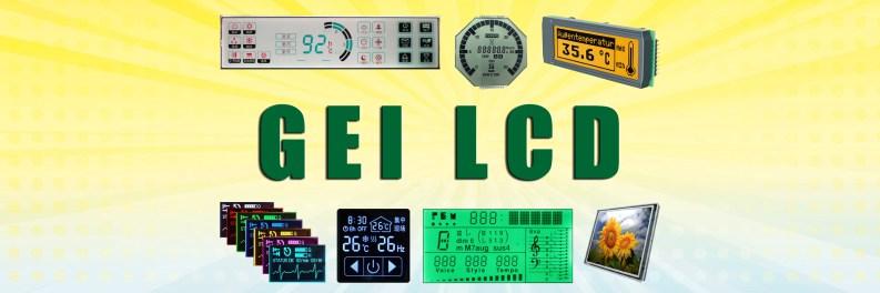 GEI LCD banner