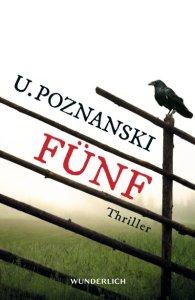"""Fünf"" von Ursula Poznanski"