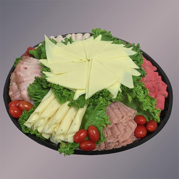 Low Sodium Meat Platter