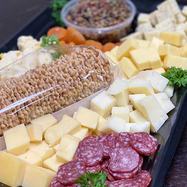 International Cheese Tray