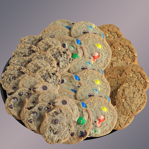 homestyle cookie platter