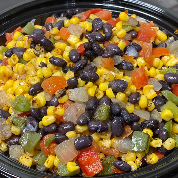 Corn & Black Bean Fiesta