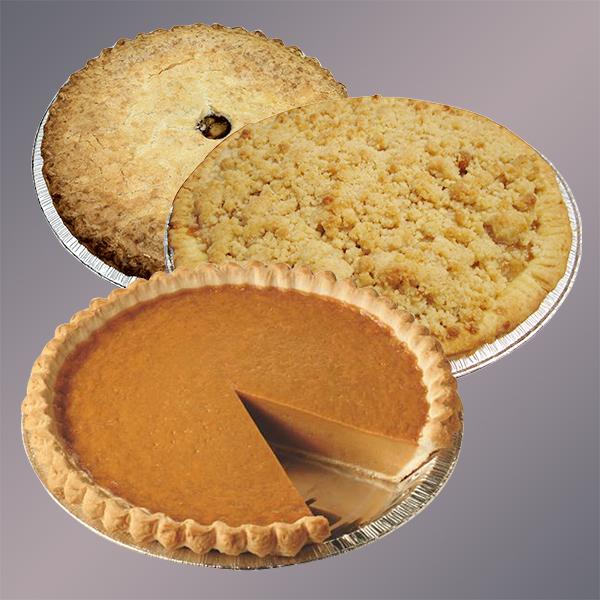 Classic Fruit Pie 3 Pack