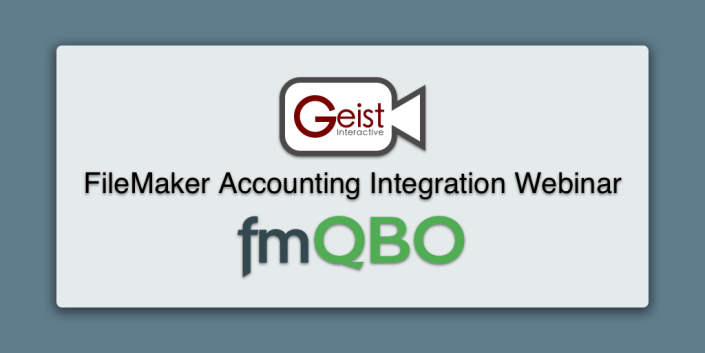 FileMaker Accounting Intergration