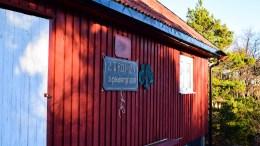 SPEIDERTVIST: Striden om speiderhytta i Alvekilen kommer ikke til å stå i tingretten før i begynnelsen av mai måned. Foto: Esben Holm Eskelund