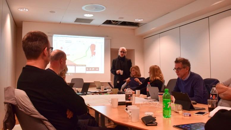 LITE VILLIGE: Kommuneplanutvalget i Arendal er ikke villige til å slippe opp på LNF-området Spornes Gårdsbarnehage ønsker som byggeformål. Foto: Esben Holm Eskelund
