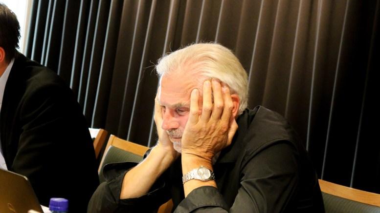 STEMMEKRETSER: Rådmann Harald Danielsen vil kutte i antallet stemmekretser i Arendal, men det spørs om de folkevalgte hører på han i den saken. Foto: Esben Holm Eskelund