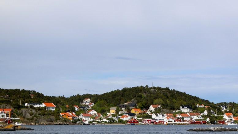 BØR SKÅNES: Rævesand bør ikke være hovedutfartssted for Merdø. Det er det ikke plass til, ifølge en mulighetsstudie for økt besøk til uthavna på utsiden av Tromøy. Foto: Esben Holm Eskelund