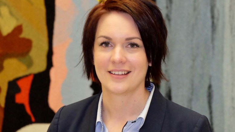 HYTTESKATT: Stortingsrepresentant for Aust-Agder Frp, Åshild Bruun-Gundersen vil eiendomsskatten til livs. Foto: