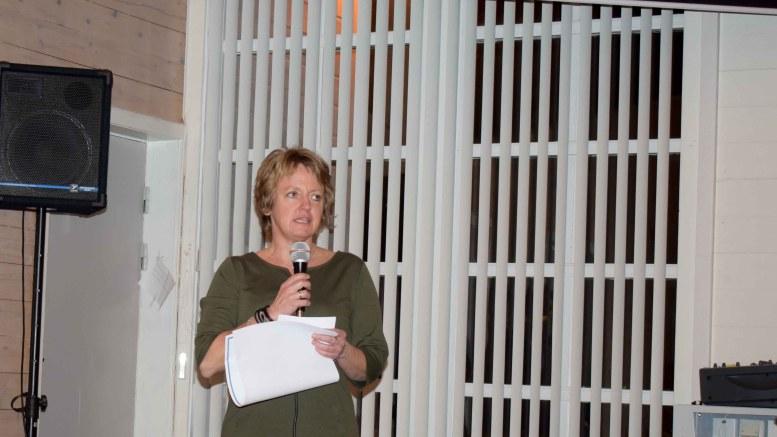 INN I FRIVILLISENTRALEN: Bystyret i Arendal er enige om at denne kvinnen bør representere kommunen i den nye stiftelsen. Arkivfoto: Esben Holm Eskelund