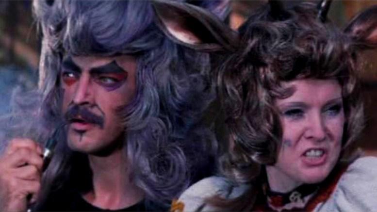 ROCKEULVEN: Musikalversjonen av «Rockeulven og geitekillingene» er inspirert av den legendariske filmen «Med Grimm og gru» fra 1976. Foto: Mosfilm
