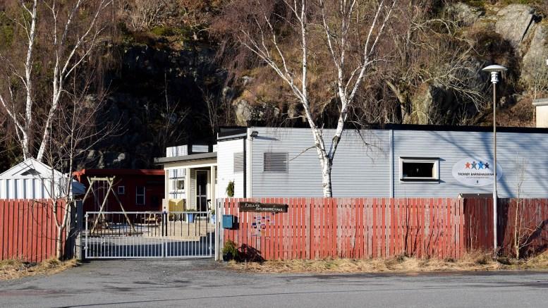 SOMMERÅPNET: Fra neste år vil det bli sommerstengt en uke kortere i barnehager og SFO i Arendal. Foto: Esben Holm Eskelund