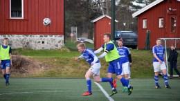TRAUMA: Denne uken spiller herrelaget i 5.divisjon to kamper på bortebane på rappen. Her i kamp mot Imås på hjemmebane tidligere i år. Arkivfoto: Esben Holm Eskelund