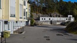 VOLD OG TRUSLER: Roligheden skole rapporterer om vold og trusler, og at bemanningen er økt for å ivareta elevenes og ansattes sikkerhet. Foto: Esben Holm Eskelund