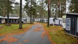 TRE KONKURRENTER: Tre tilbydere konkurrerte om utvikling av Hove Camping. Lokalavisen Geita har vært i dialog med ett av de to vrakede selskapene som leverte inn forslag og skisser til utvikling. Foto: Esben Holm Eskelund