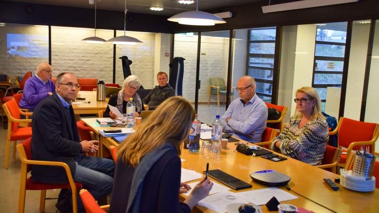 CANVAS HOVE: Utviklingsplanene på Hove ble grundig debattert i styremøtet i Raet Nasjonalpark fredag. Foto: Esben Holm Eskelund