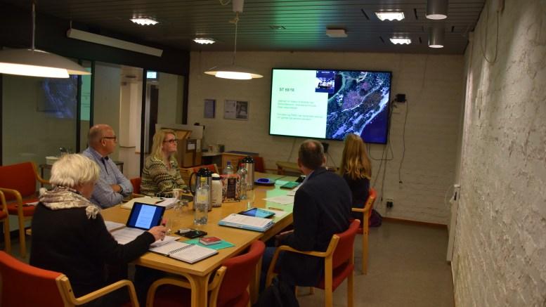 NASJONALPARKSTYRET: Raet Nasjonalparkstyre godkjente nylig en søknad om å sette opp leskur i forbindelse med inngjerding av nytt beiteareal i Botneskogen. Foto: Esben Holm Eskelund
