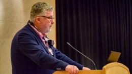 CANVAS HOVE: - Vi har enda ikke sett planen, men jeg møter planene med en positiv innstilling, skriver Høyres gruppeleder Geir Fredrik Sissener. Foto: Esben Holm Eskelund