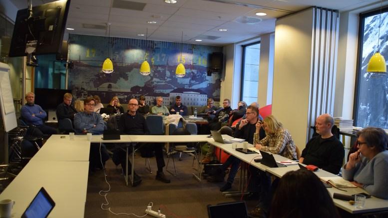 HOVE-REGULERING: Kommuneplanutvalget i Arendal bestilte prosjektplan for en reguleringsprosess for Hove i møte sist onsdag. Foto: Esben Holm Eskelund