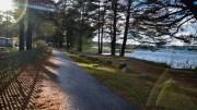 HOVE-DEBATTEN: – : – Sannheten er at campingfolket ikke er velkomne på Hove lenger som følge av at de ikke passer inn i den nye «Instagram-destinasjonen»., skriver Christin Ø. Haslestad. Arkivfoto