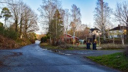 KAFFIJORDET: Området fikk nytt navn for mange tiår siden. Foto: Esben Holm Eskelund