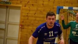 TOPPSCORER: Marius Halvorsen startet 2019 som målmaskin for Traumas herrelag i fjerdedivisjon. Arkivfoto