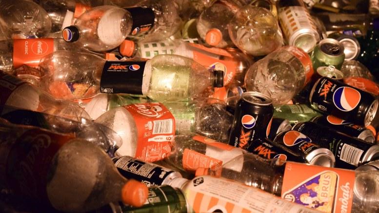 ØKT PANT: Godt resultat i årets flaskeinnsamling. Arkivfoto: Esben Holm Eskelund