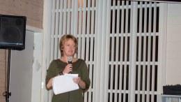 GÅR UT: Astrid Saudland vil ut av styret i Tromøy Frivilligsentral, der hun er kommunens representant. Arkivfoto