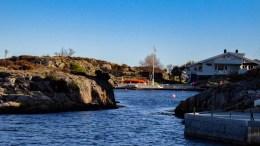 PLANARBEID: Arendal kommune har satt i gang planarbeid med tanke på sikring av stinett og broforbindelse til Gåsholmen på Øyna. Arkivfoto